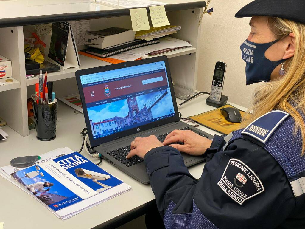 polizia locale millesimo