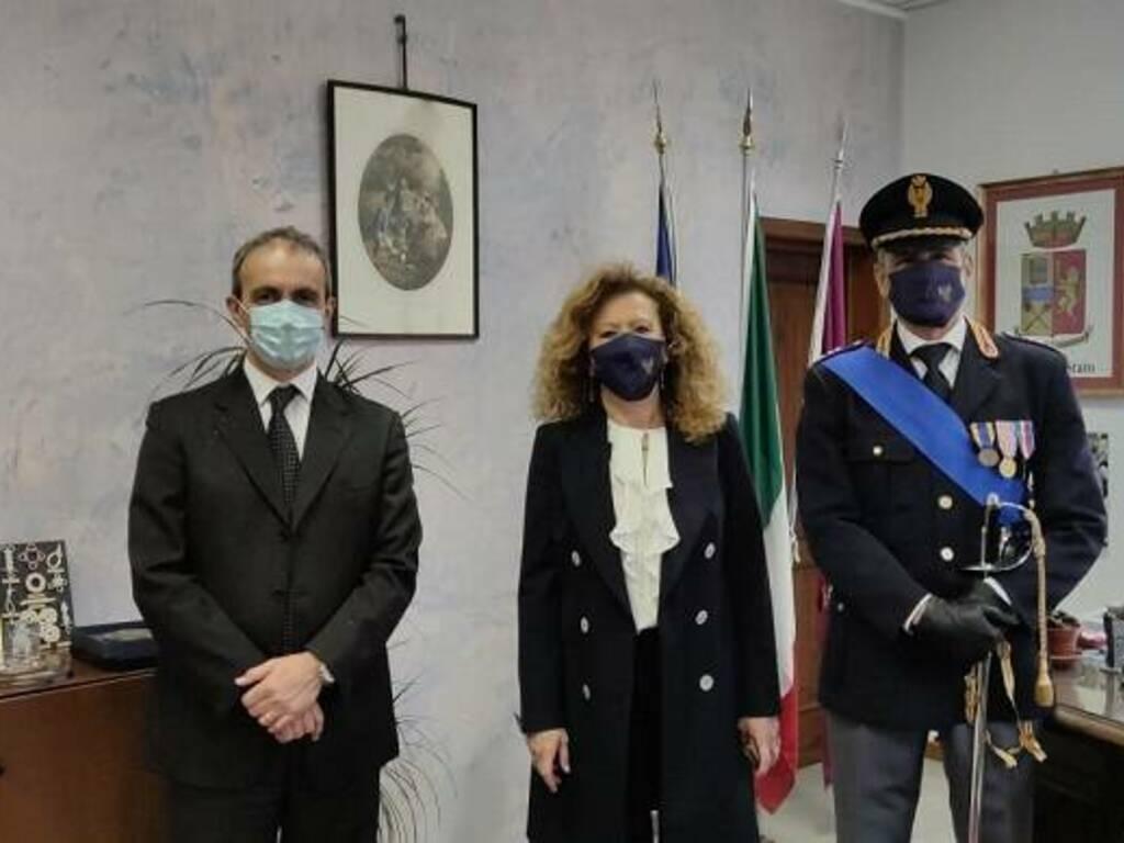 Savona 169 anni polizia