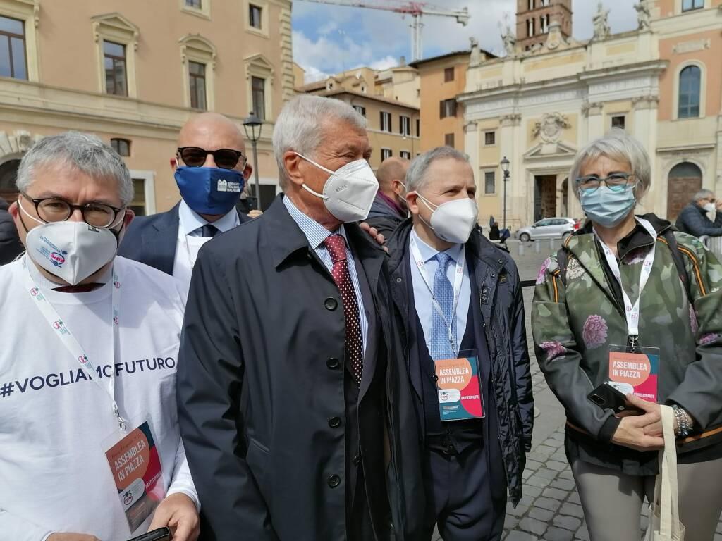 Sib Manifestazione Roma Ristoratori