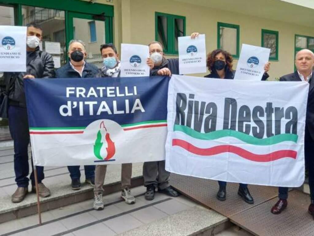 Flash Mob Fdi Agenzia Entrate Albenga