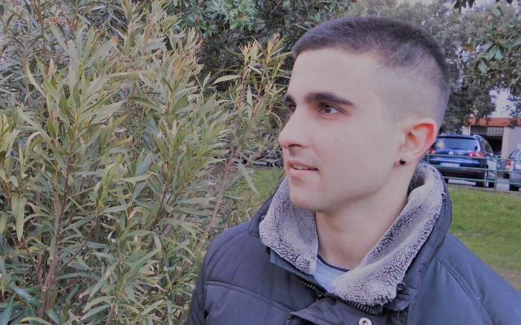Federico Rossi Scomparso savona