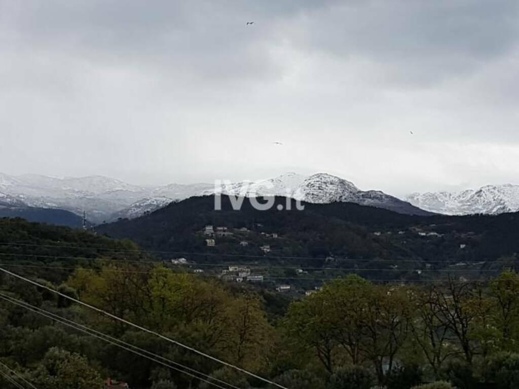 Neve Beigua Varazze