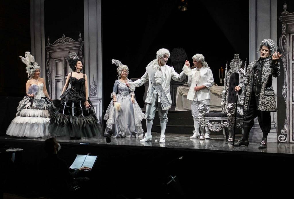 Cendrillon - teatro dell'opera giocosa