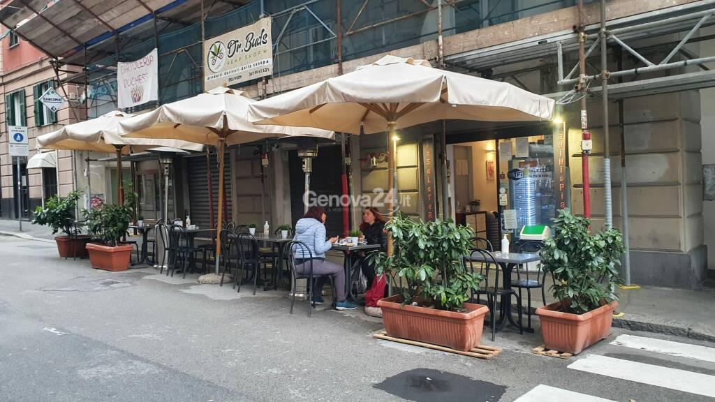 bar tavoli dehors