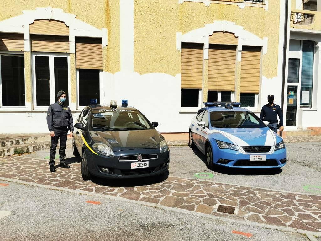 Guardia Finanza Polizia Stato
