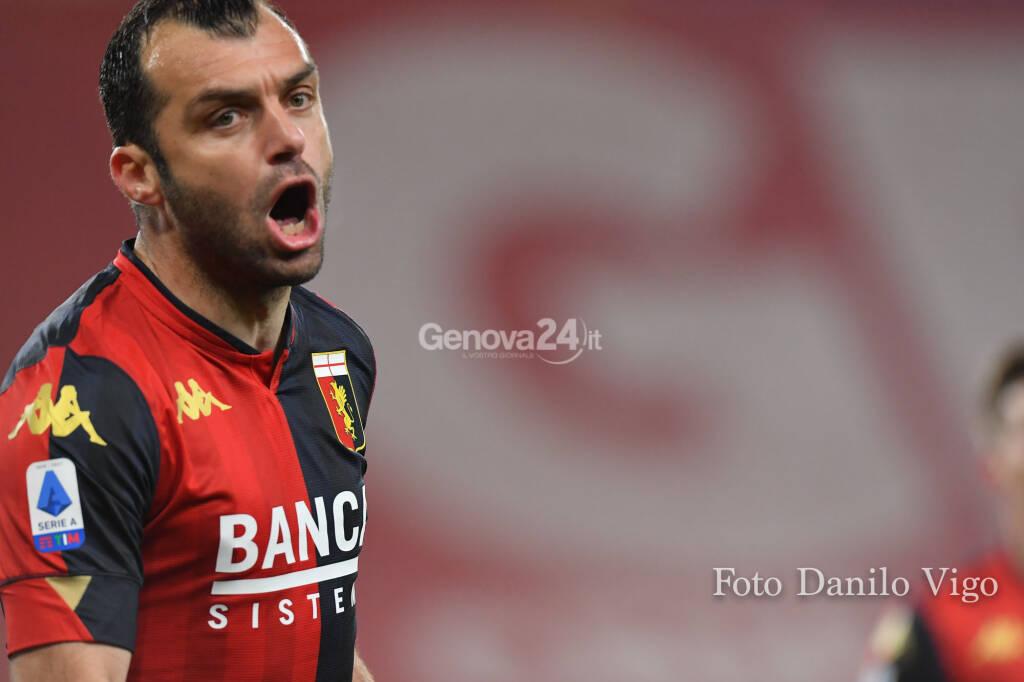 Genoa Vs Benevento