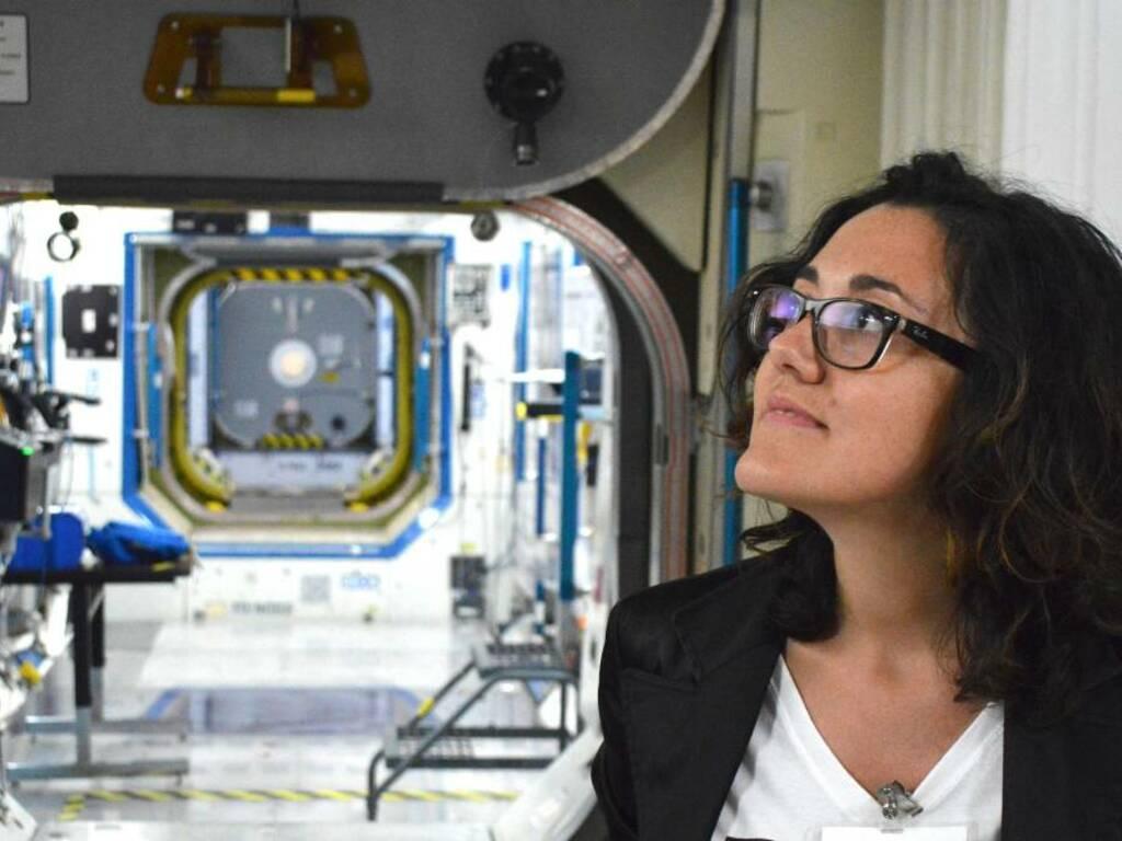 Daria Margiotta flight director Stazione Spaziale Internazionale