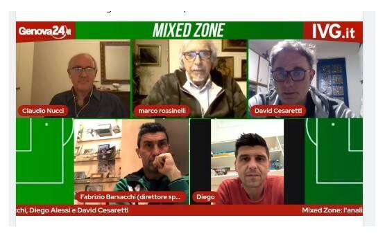 Mixed Zone