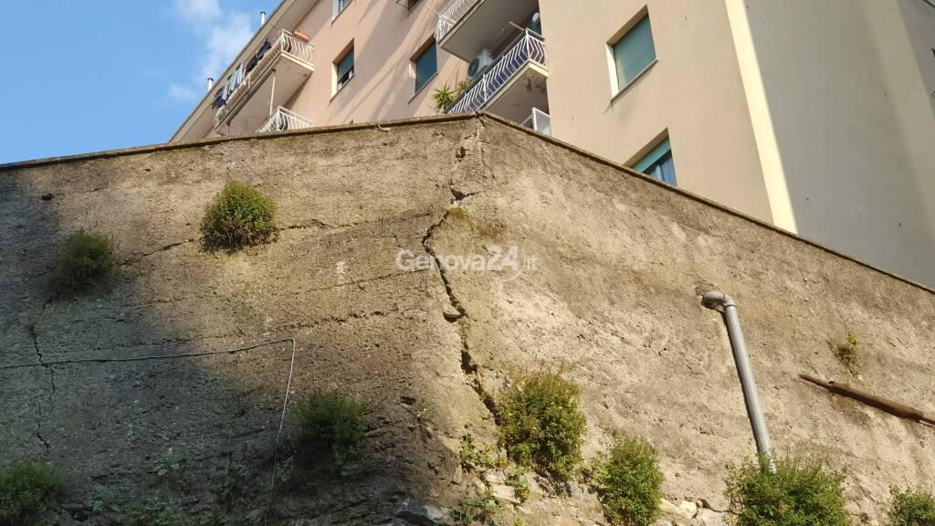 Muraglione via Biga