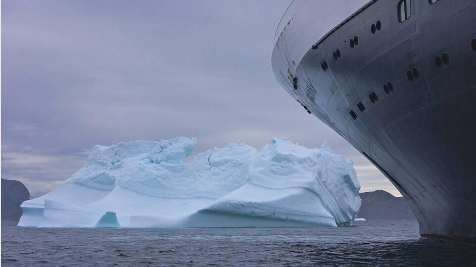 Nave iceberg