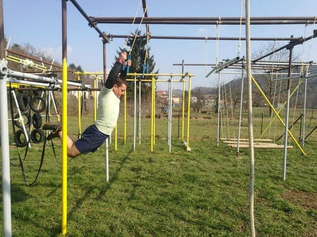 OCR Arena Contest Savona allenamento Spartan Race