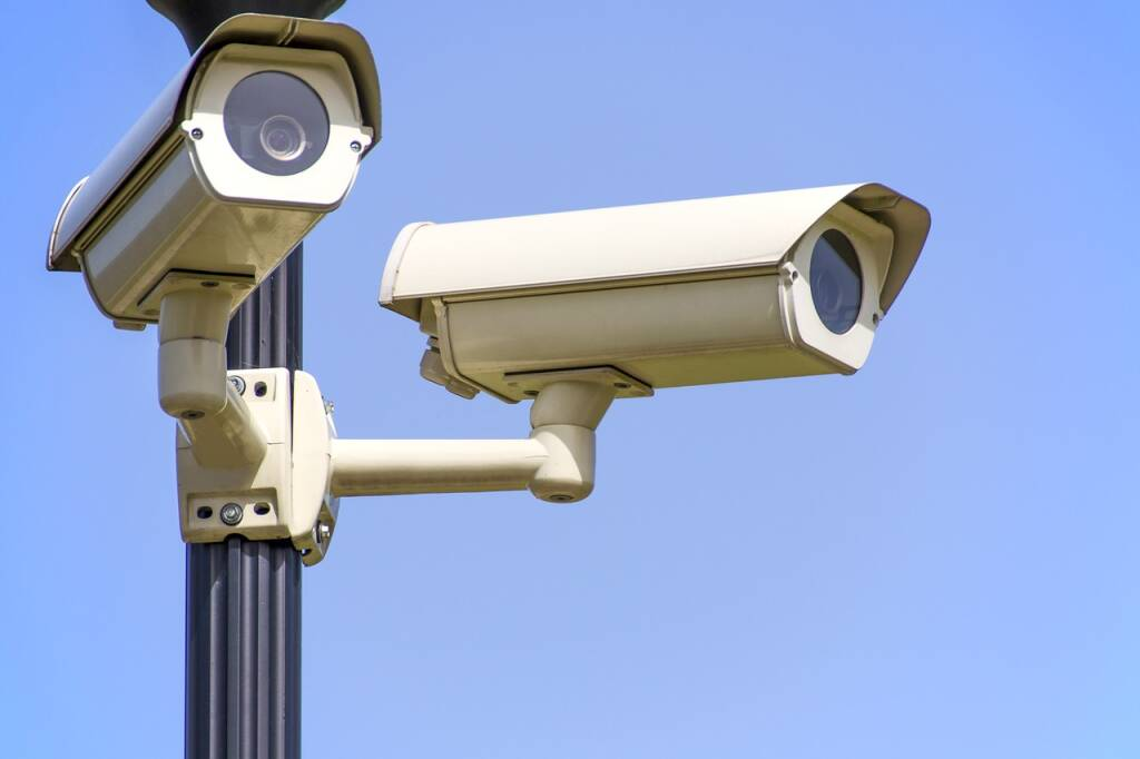 telecamera videosorveglianza generica