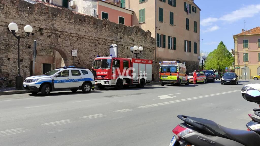 Tragedia ad Albenga, anziano trovato morto nella sua abitazione