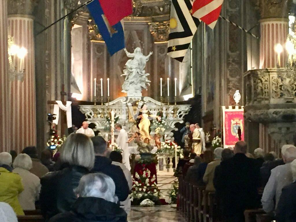 Varazze e Santa Caterina nel giorno della festa patronale
