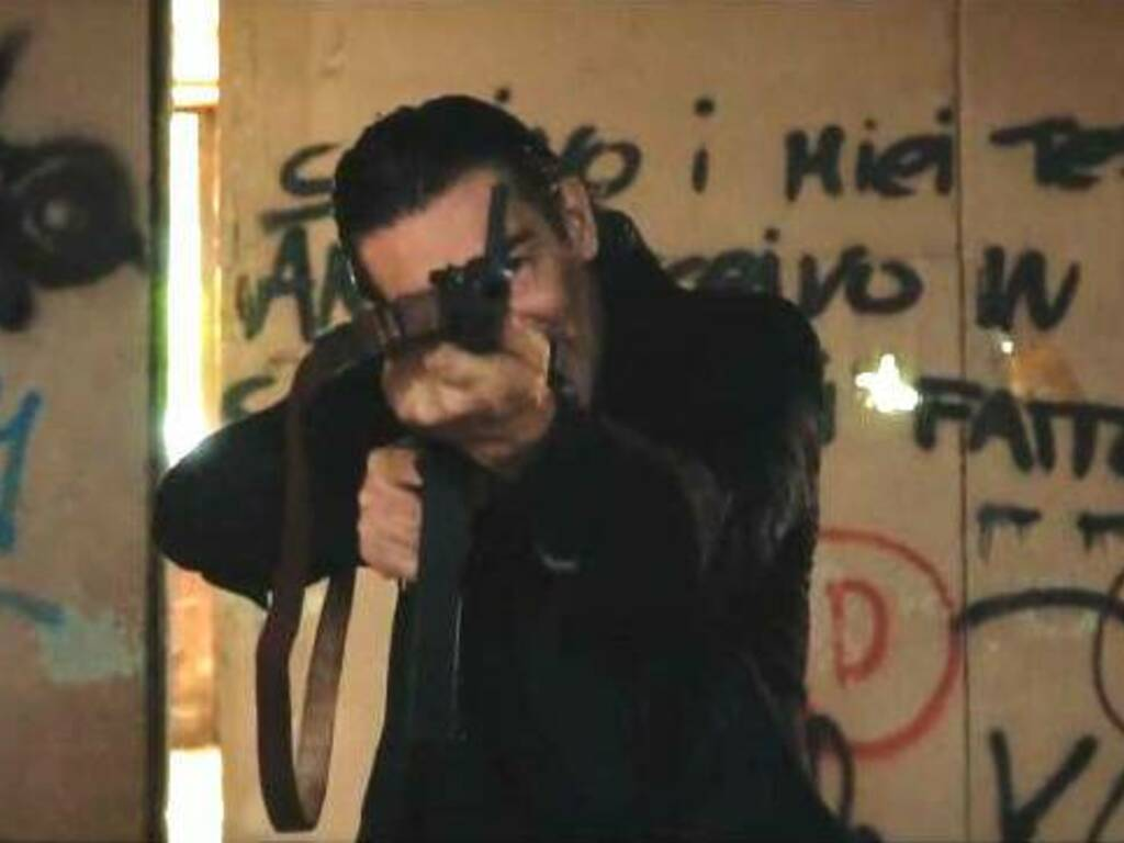 """30' to Hell"" film fabbrica Ferrania Cairo Montenotte"