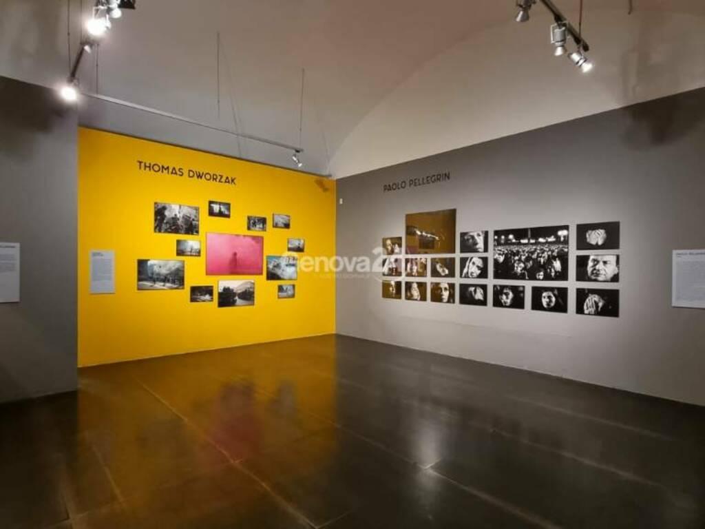 """A Palazzo Ducale la mostra """"L'Italia di Magnum. Da Robert Capa a Paolo Pellegrin"""""""
