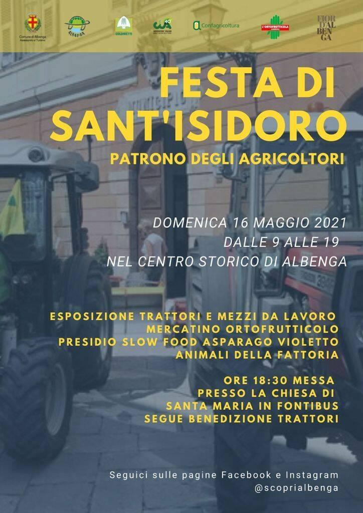 Albenga Festa Sant'Isidoro 2021