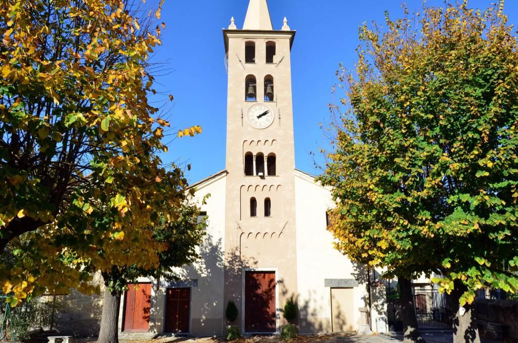 Albenga frazione San Fedele Chiesa Santi Simone e Giuda