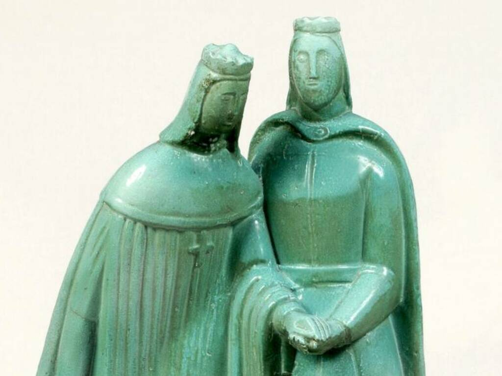 """Albissola Marina """"Il più vago e misterioso racconto"""" mostra ceramiche Arturo Martini"""