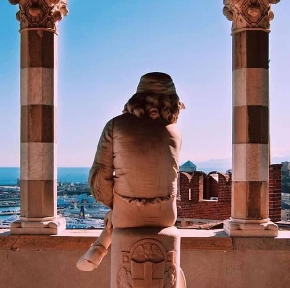 Ricordi di viaggio  a Castello D\'Albertis per i KID PASS DAYS