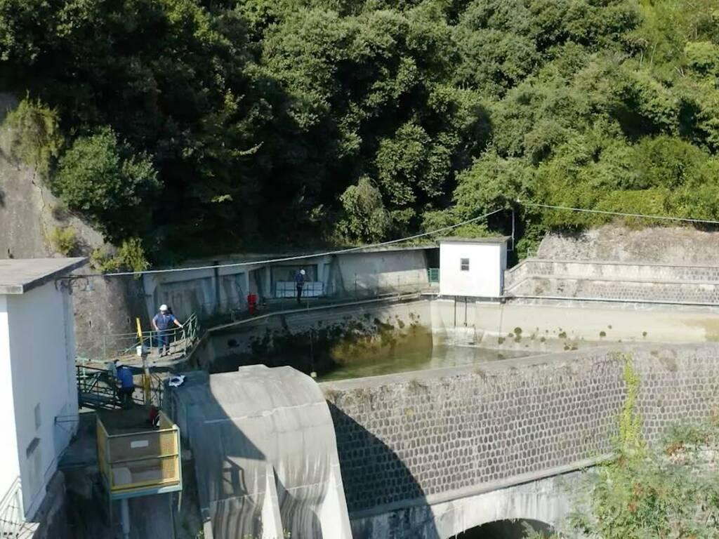 Centrale Idroelettrica Tirreno Power Bevera