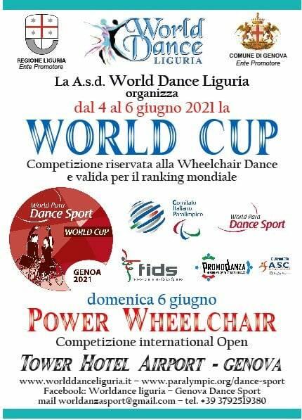 Coppa del Mondo di danza in carrozzina,