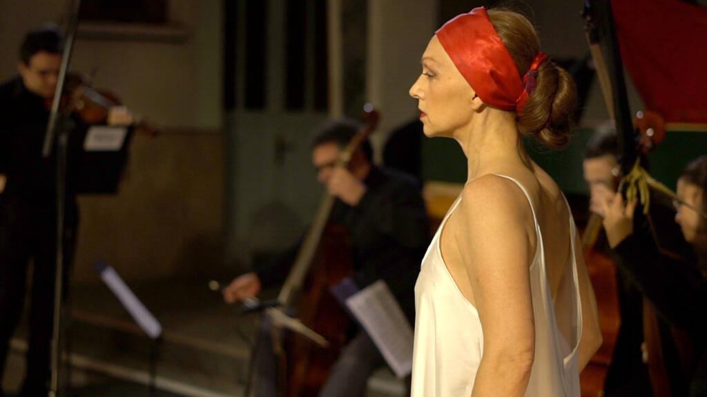Elisa Barucchieri danzatrice coreografa
