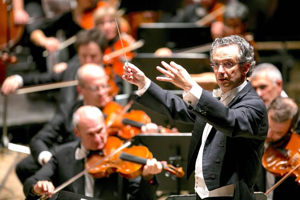 Fabio Luisi direttore orchestra