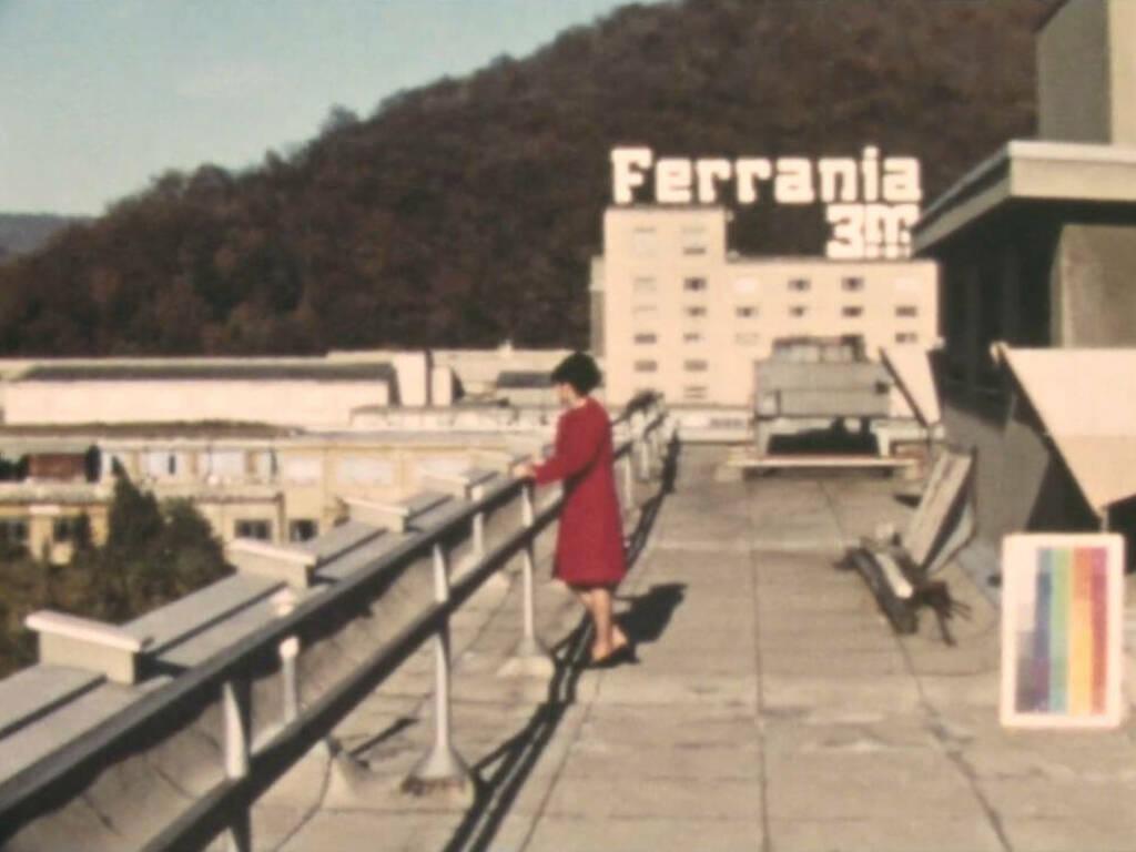 """Fantasmi a Ferrania"" film fabbrica Cairo Montenotte"
