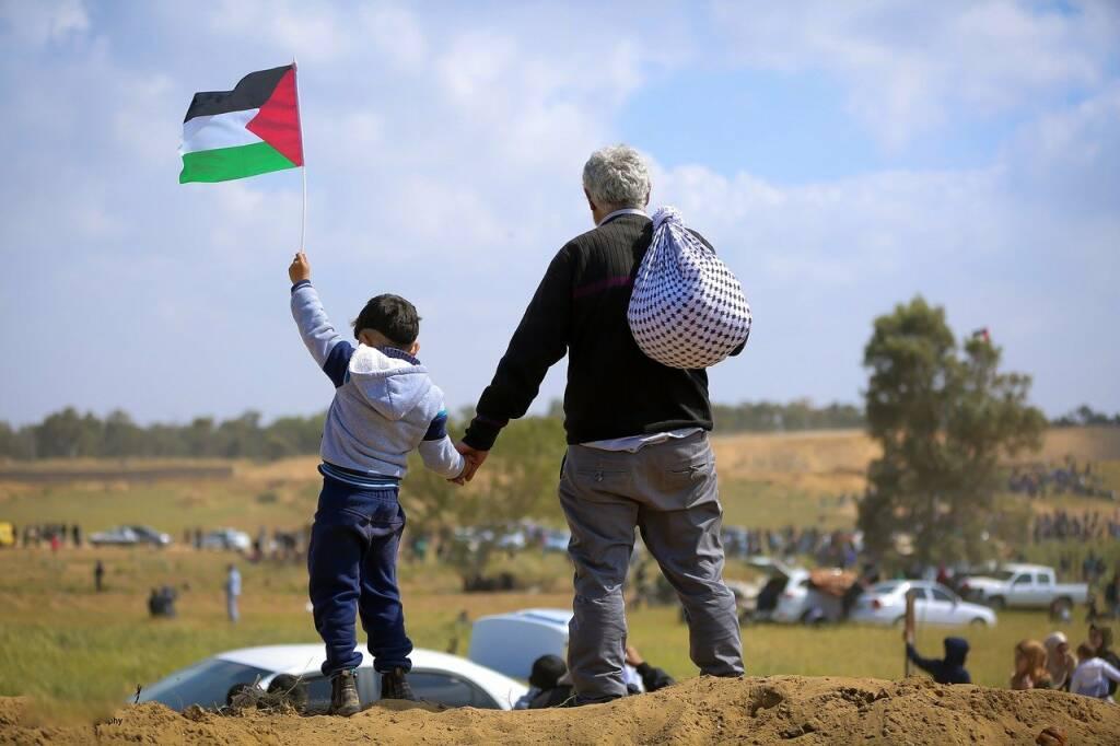 gaza palestina (gratuita pixabay)