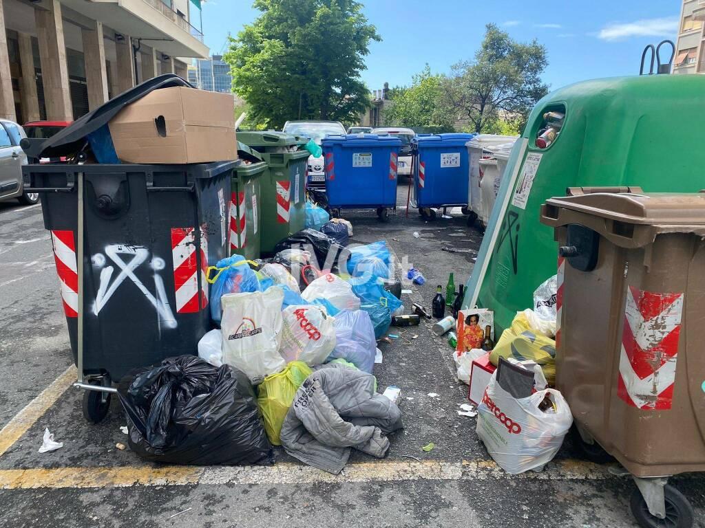 Isola Ecologica Via Bevilacqua Savona