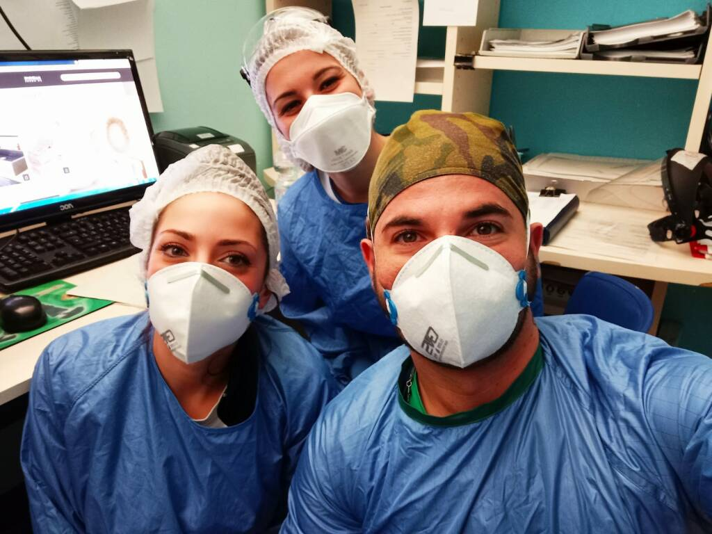 infermieri coronavirus covid