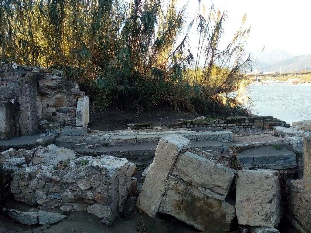 sito archeologico San Clemente - albenga