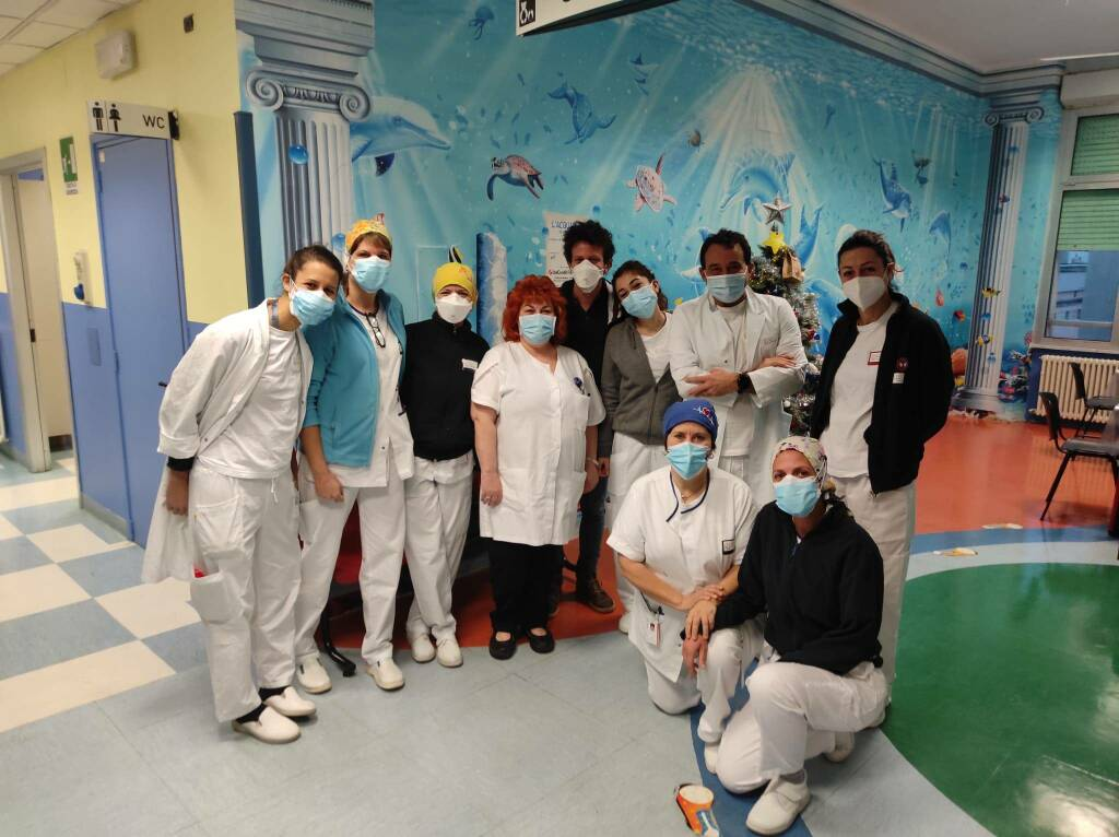 equipe pediatria san paolo