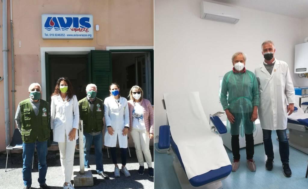 Vaccino Avis Varazze