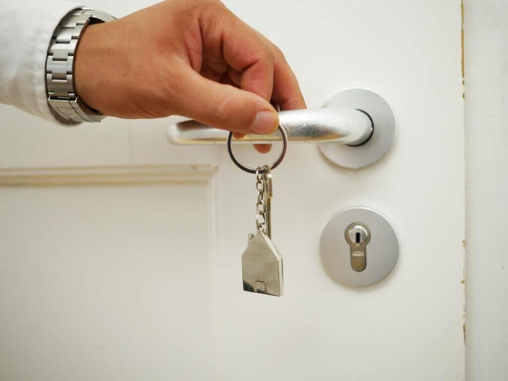 casa chiavi sfratto