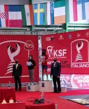 Only Kettlebel Daniele Messina