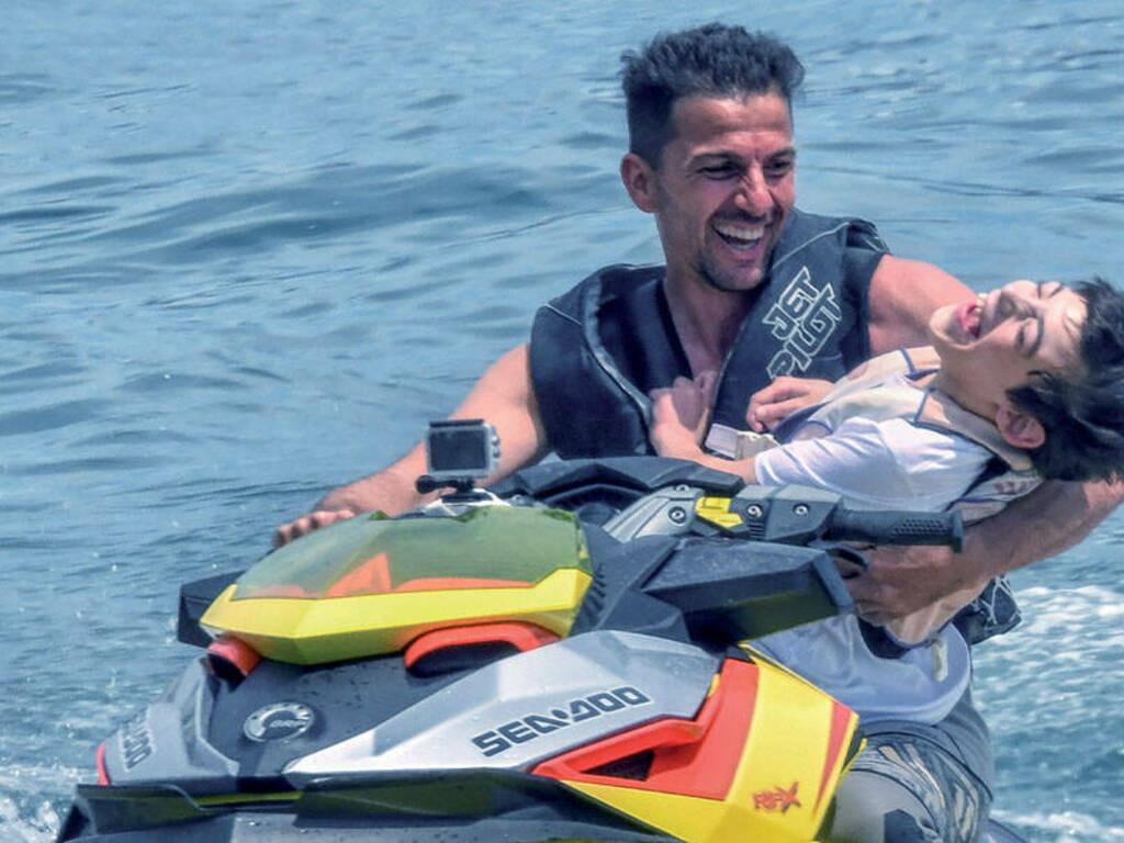 fabio incorvaia Jet Ski therapy