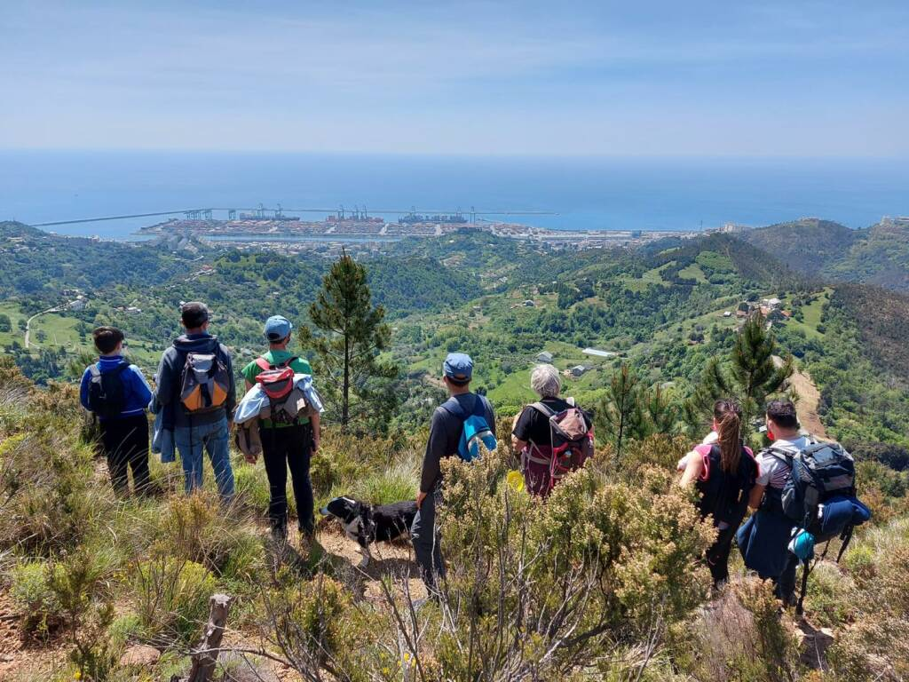 escursionismo, cooperativa Dafne