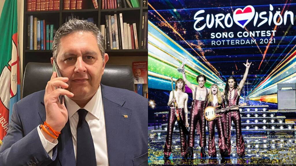 toti eurovision maneskin