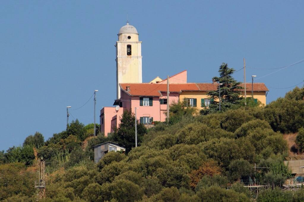 Santuario della Madonna del Monte - zinola