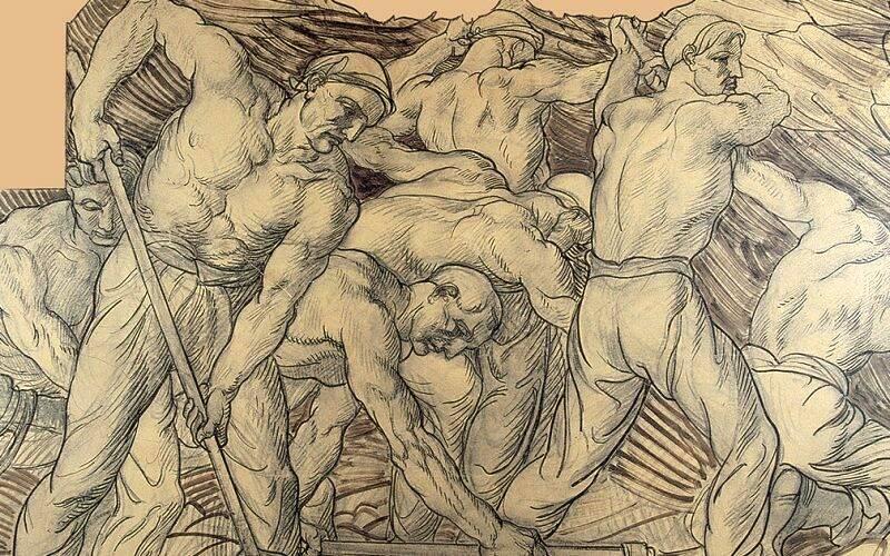 """Genova """"Dar corpo al corpo"""" mostra Collezione Wolfson"""
