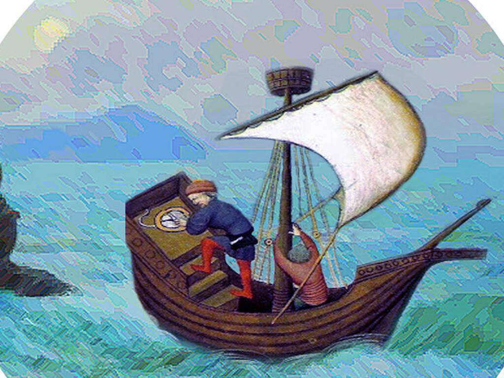 """Genova """"Escursioni Marine"""" mostra Galata Museo del Mare"""