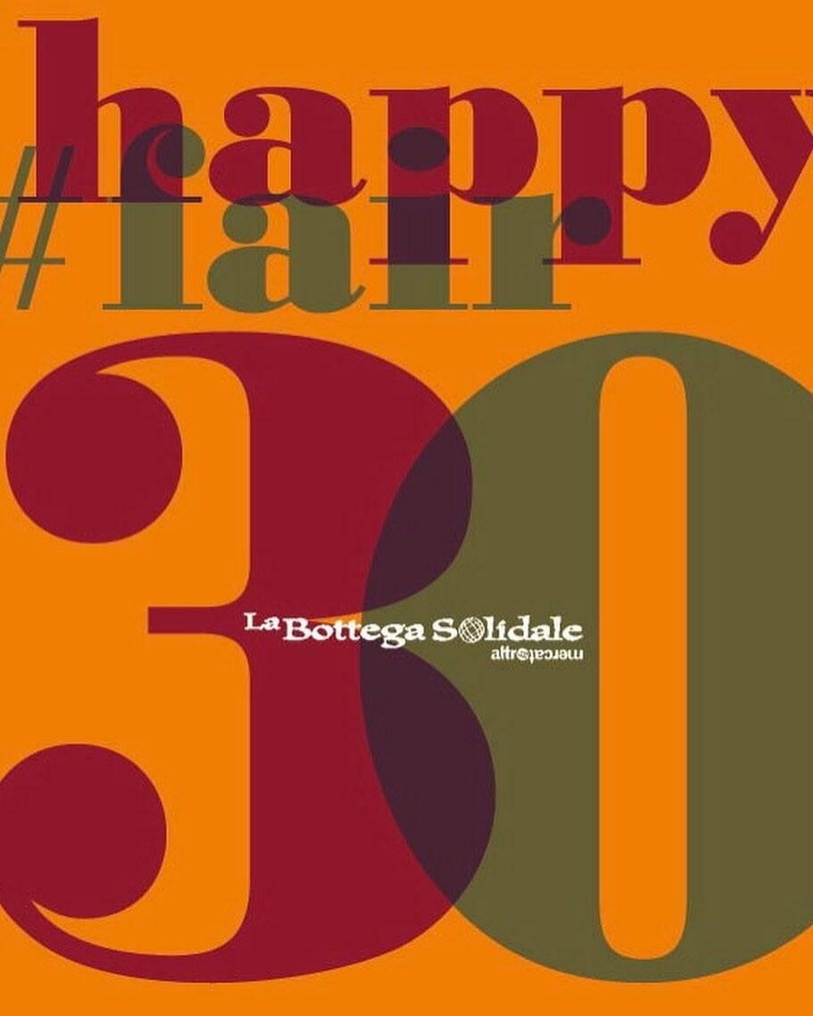 "Genova ""Happy Fair 30"" Bottega Solidale Altromercato"