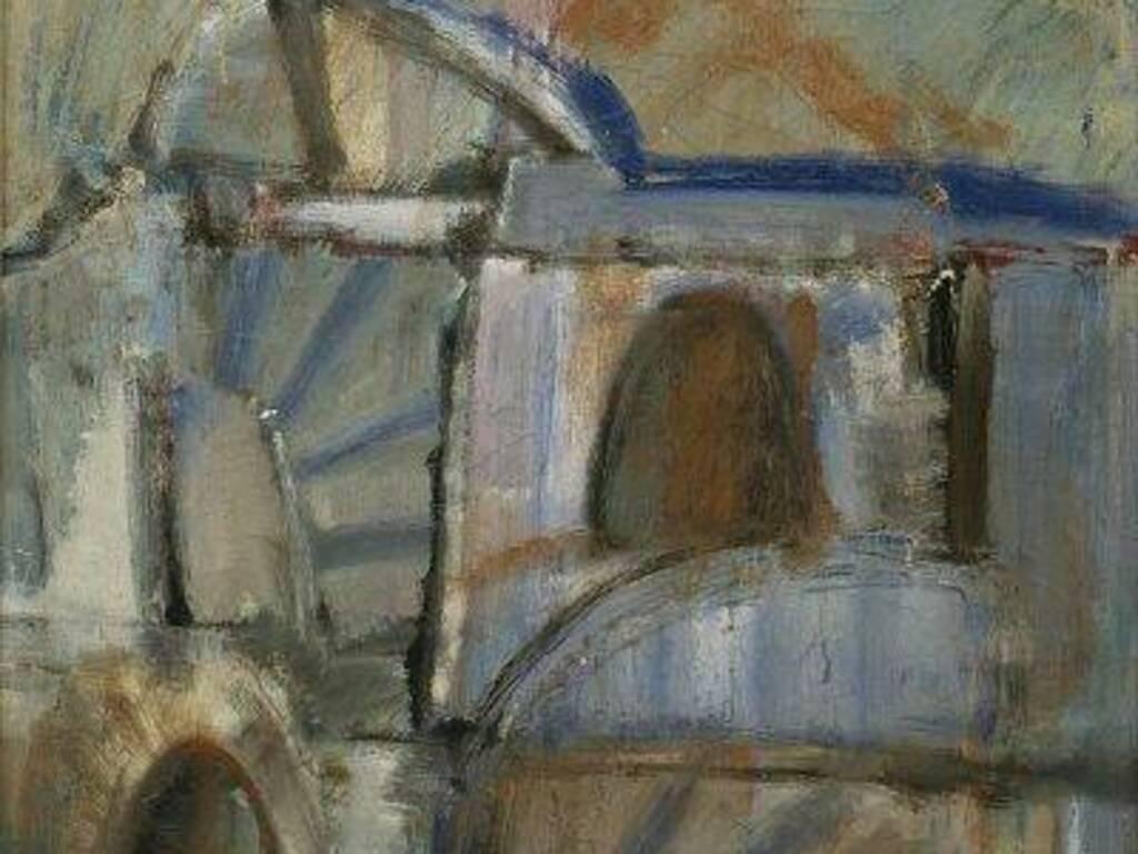 """Genova """"Raimondo Sirotti"""" mostra Palazzo Ducale"""