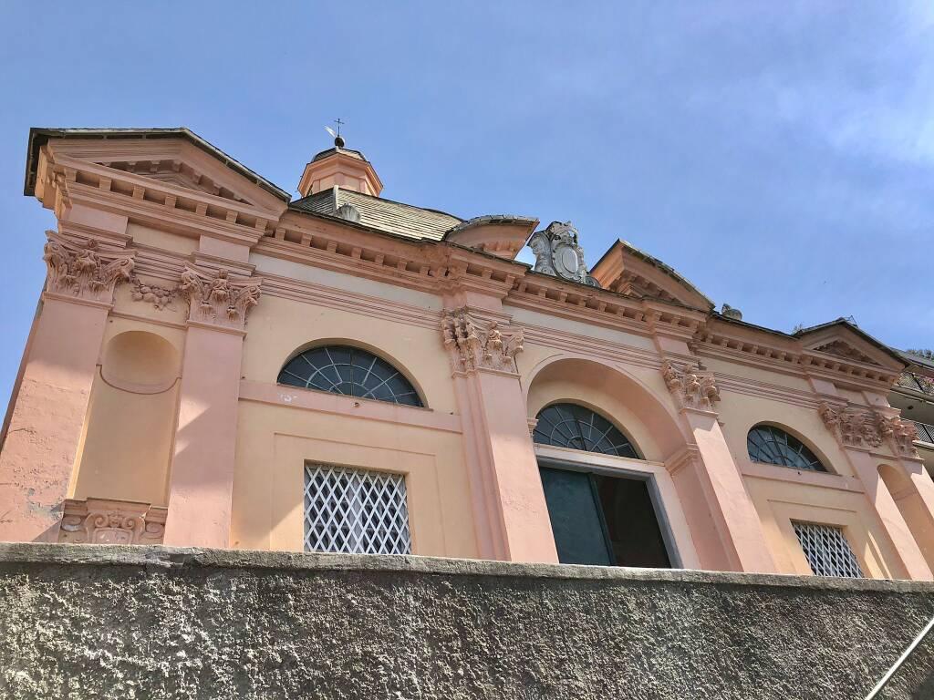Genova Abbazia Santa Maria della Sanità
