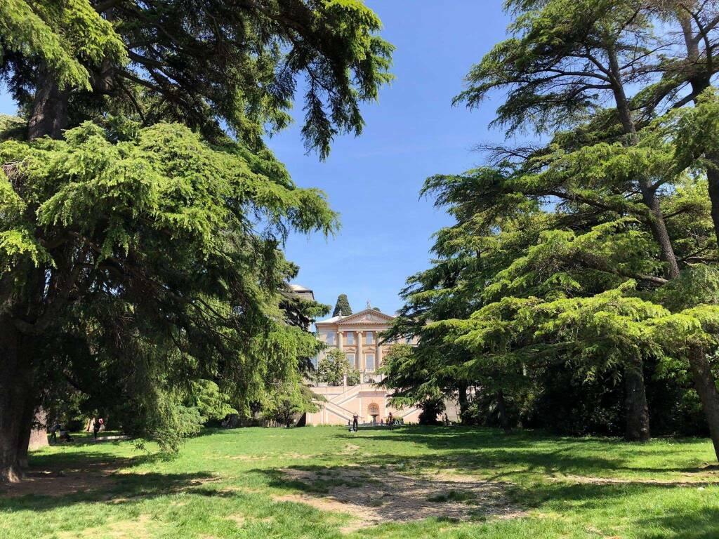 Genova Villa Gruber