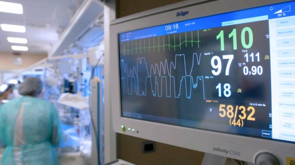 Gli USA donano letti e monitor di terapia intensiva al Gaslini