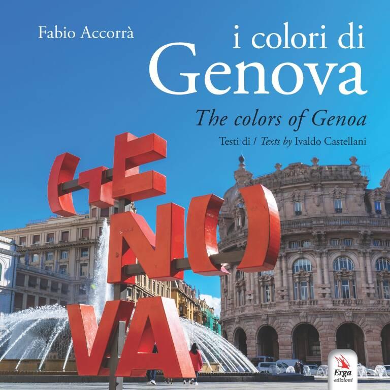 """""""I colori di Genova"""" libro fotografico Giulia Cassini"""