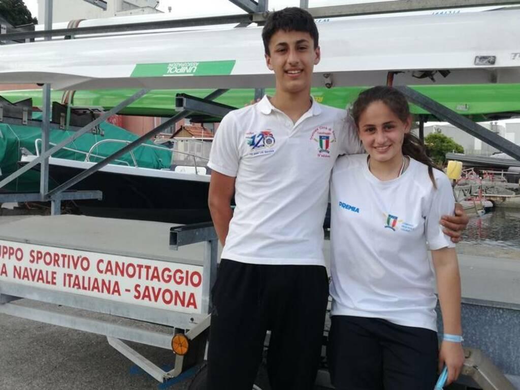 Paola e Michelangelo Malinconico